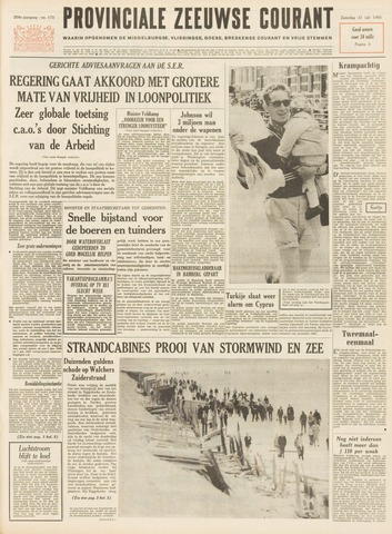 Provinciale Zeeuwse Courant 1965-07-31