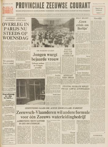 Provinciale Zeeuwse Courant 1968-06-20