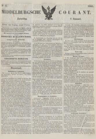 Middelburgsche Courant 1866-01-06