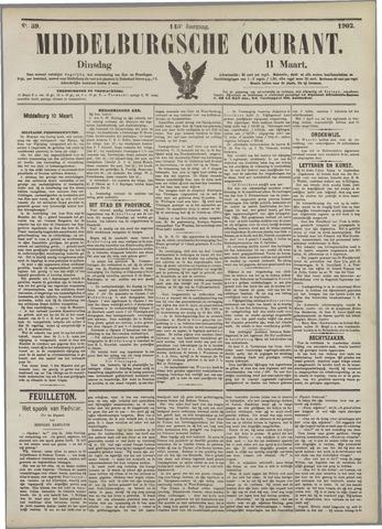 Middelburgsche Courant 1902-03-11