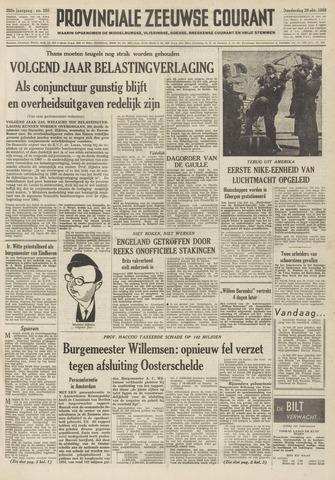 Provinciale Zeeuwse Courant 1959-10-29