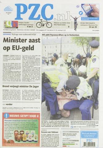 Provinciale Zeeuwse Courant 2010-04-26