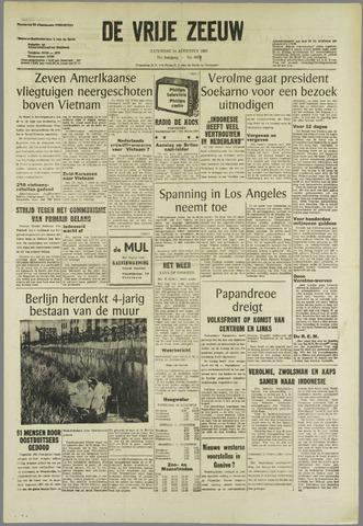 de Vrije Zeeuw 1965-08-14