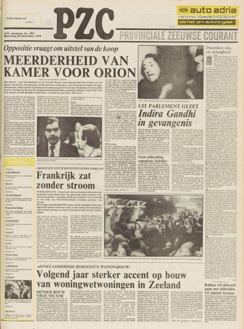 Provinciale Zeeuwse Courant 1978-12-20