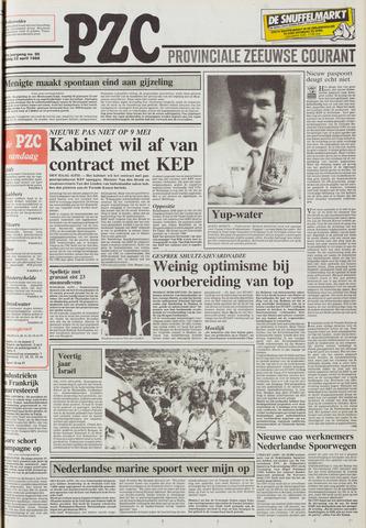 Provinciale Zeeuwse Courant 1988-04-22
