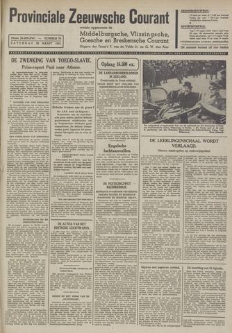 Provinciale Zeeuwse Courant 1941-03-29