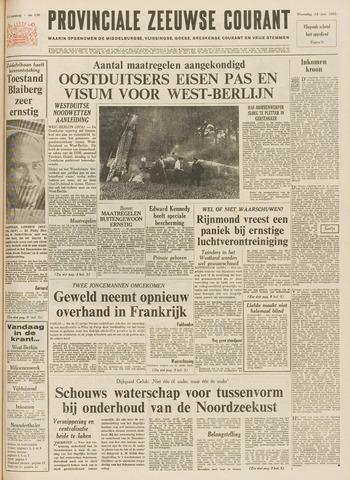 Provinciale Zeeuwse Courant 1968-06-12
