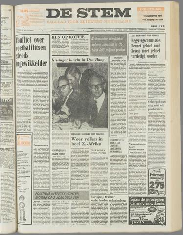 de Stem 1976-08-12