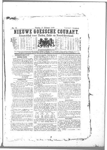 Nieuwe Goessche Courant 1879-02-11