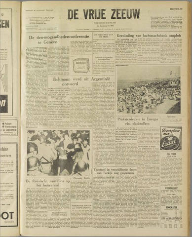 de Vrije Zeeuw 1960-06-08