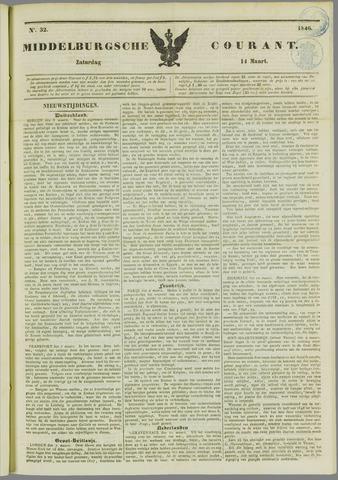 Middelburgsche Courant 1846-03-14