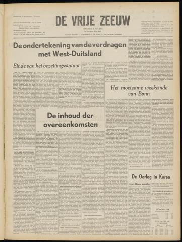 de Vrije Zeeuw 1952-05-27