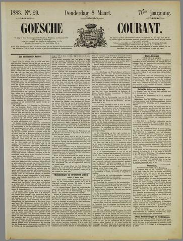 Goessche Courant 1883-03-08