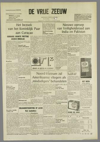 de Vrije Zeeuw 1965-09-29