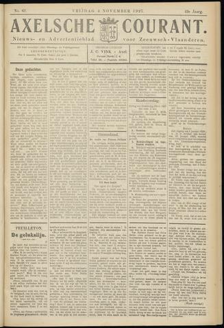 Axelsche Courant 1927-11-04