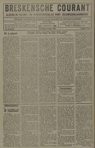 Breskensche Courant 1925-03-18