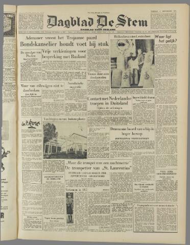 de Stem 1952-09-05