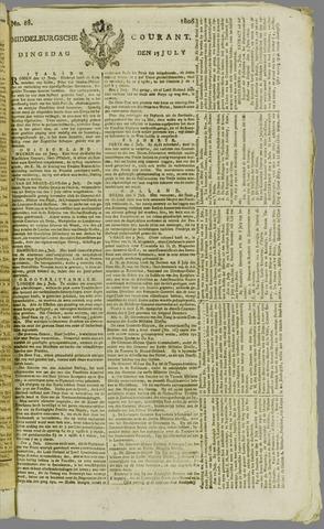 Middelburgsche Courant 1806-07-15