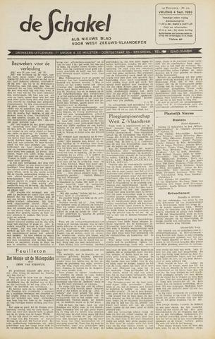 De Schakel 1959-09-04