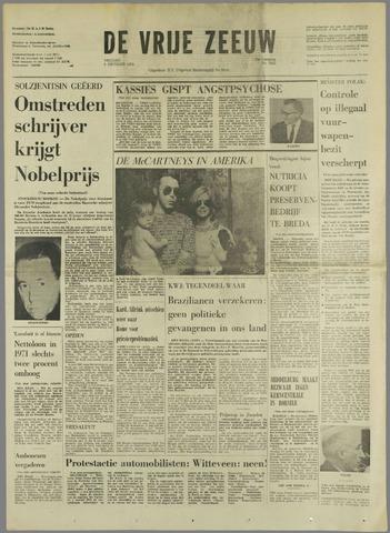 de Vrije Zeeuw 1970-10-09