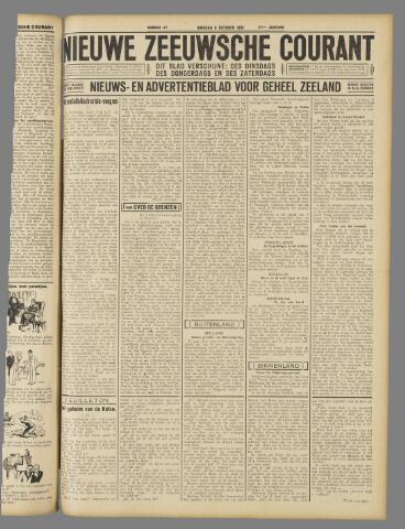 Nieuwe Zeeuwsche Courant 1931-10-06