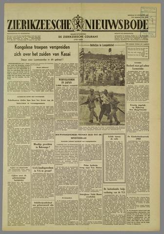 Zierikzeesche Nieuwsbode 1960-08-30