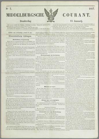 Middelburgsche Courant 1857-01-15