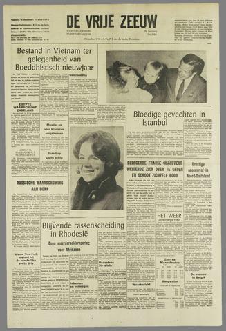 de Vrije Zeeuw 1969-02-17