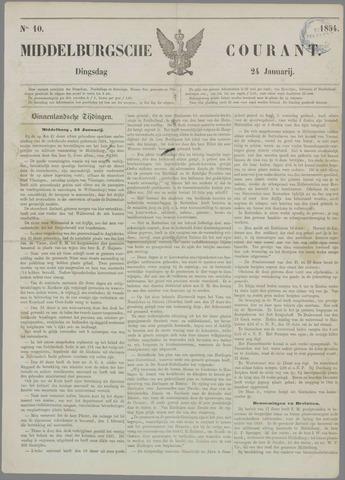 Middelburgsche Courant 1854-01-24