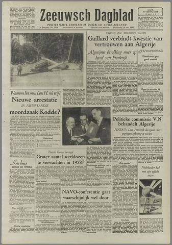 Zeeuwsch Dagblad 1957-11-28