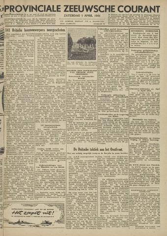 Provinciale Zeeuwse Courant 1944-04-01