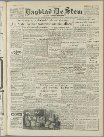de Stem 1953-08-10
