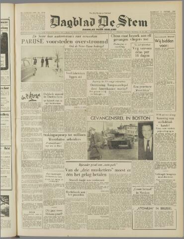de Stem 1955-01-22
