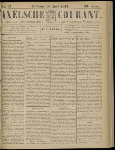 Axelsche Courant 1917-06-30