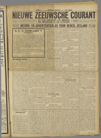 Nieuwe Zeeuwsche Courant 1924-07-31