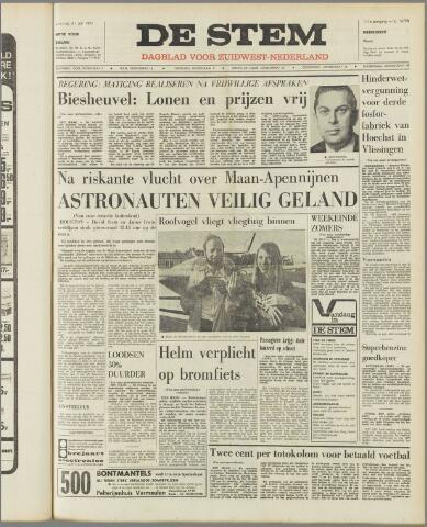 de Stem 1971-07-31