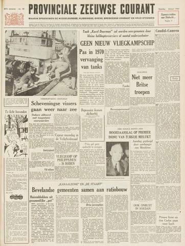 Provinciale Zeeuwse Courant 1964-02-22
