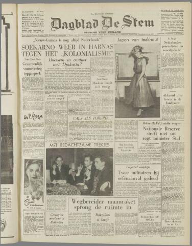 de Stem 1958-04-25