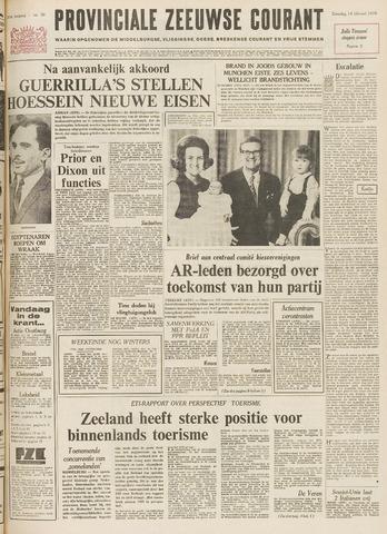 Provinciale Zeeuwse Courant 1970-02-14