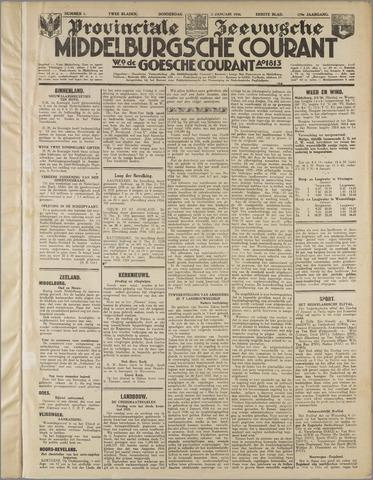 Middelburgsche Courant 1936
