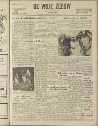 de Vrije Zeeuw 1960-04-07