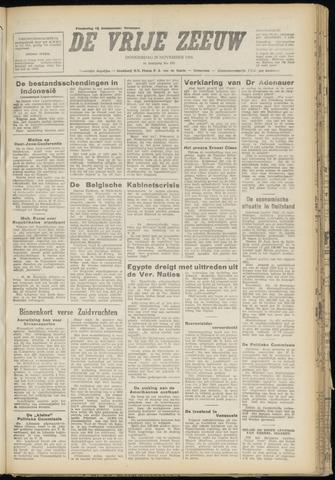 de Vrije Zeeuw 1948-11-25