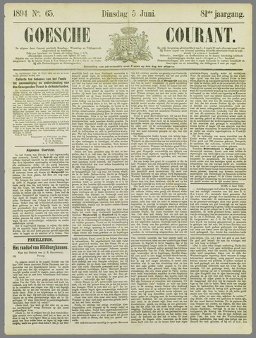 Goessche Courant 1894-06-05