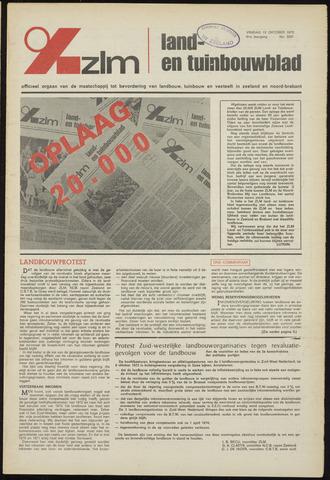 Zeeuwsch landbouwblad ... ZLM land- en tuinbouwblad 1973-10-12