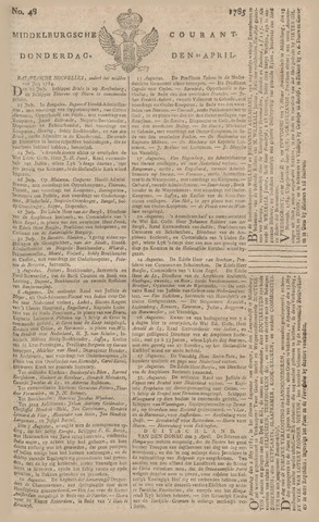 Middelburgsche Courant 1785-04-21