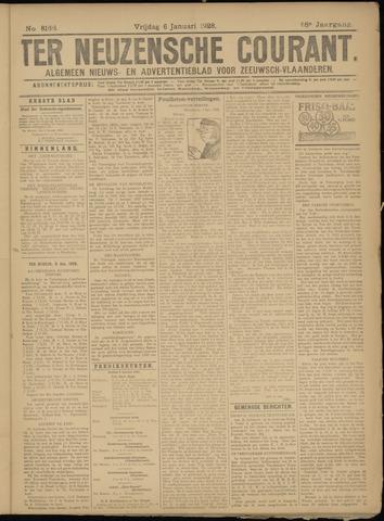 Ter Neuzensche Courant. Algemeen Nieuws- en Advertentieblad voor Zeeuwsch-Vlaanderen / Neuzensche Courant ... (idem) / (Algemeen) nieuws en advertentieblad voor Zeeuwsch-Vlaanderen 1928-01-06