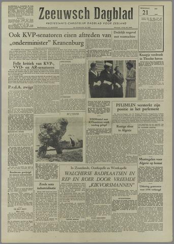 Zeeuwsch Dagblad 1958-05-21