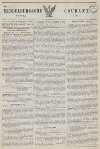 Middelburgsche Courant 1853-05-05