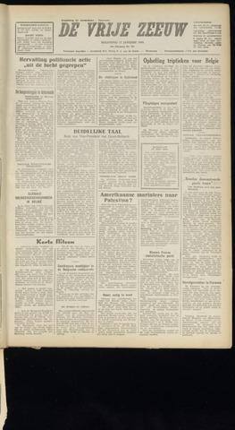 de Vrije Zeeuw 1948-01-12