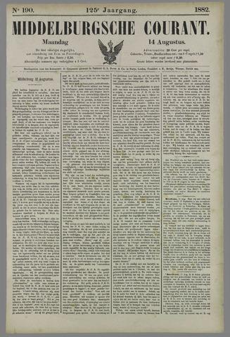 Middelburgsche Courant 1882-08-14